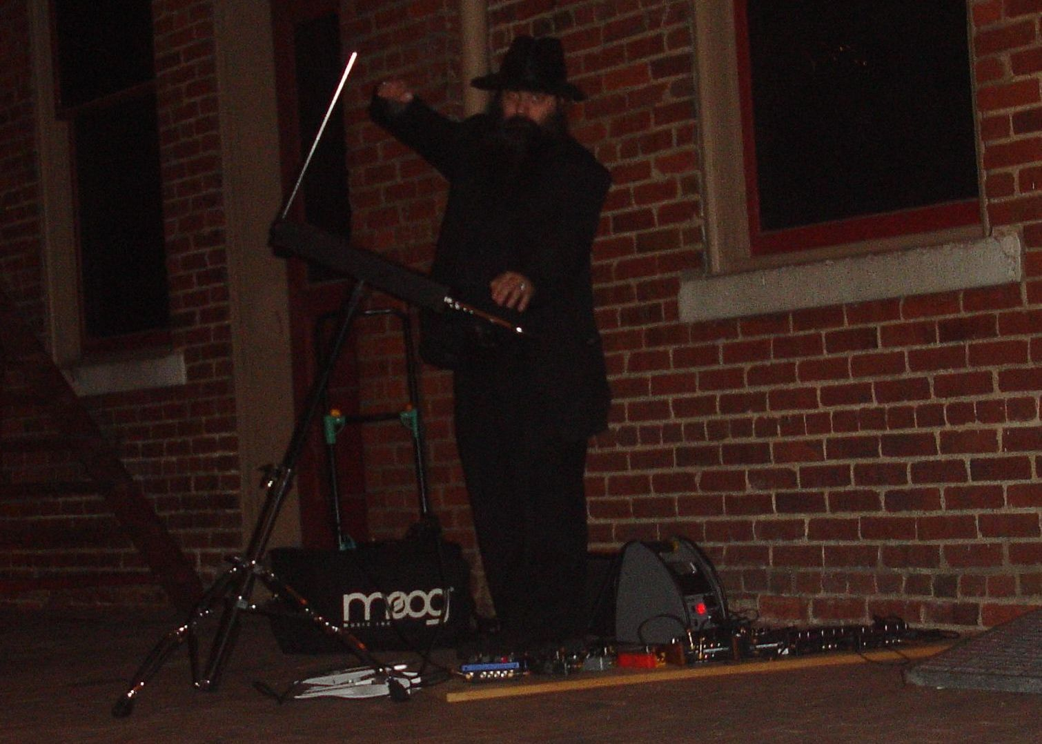 early May